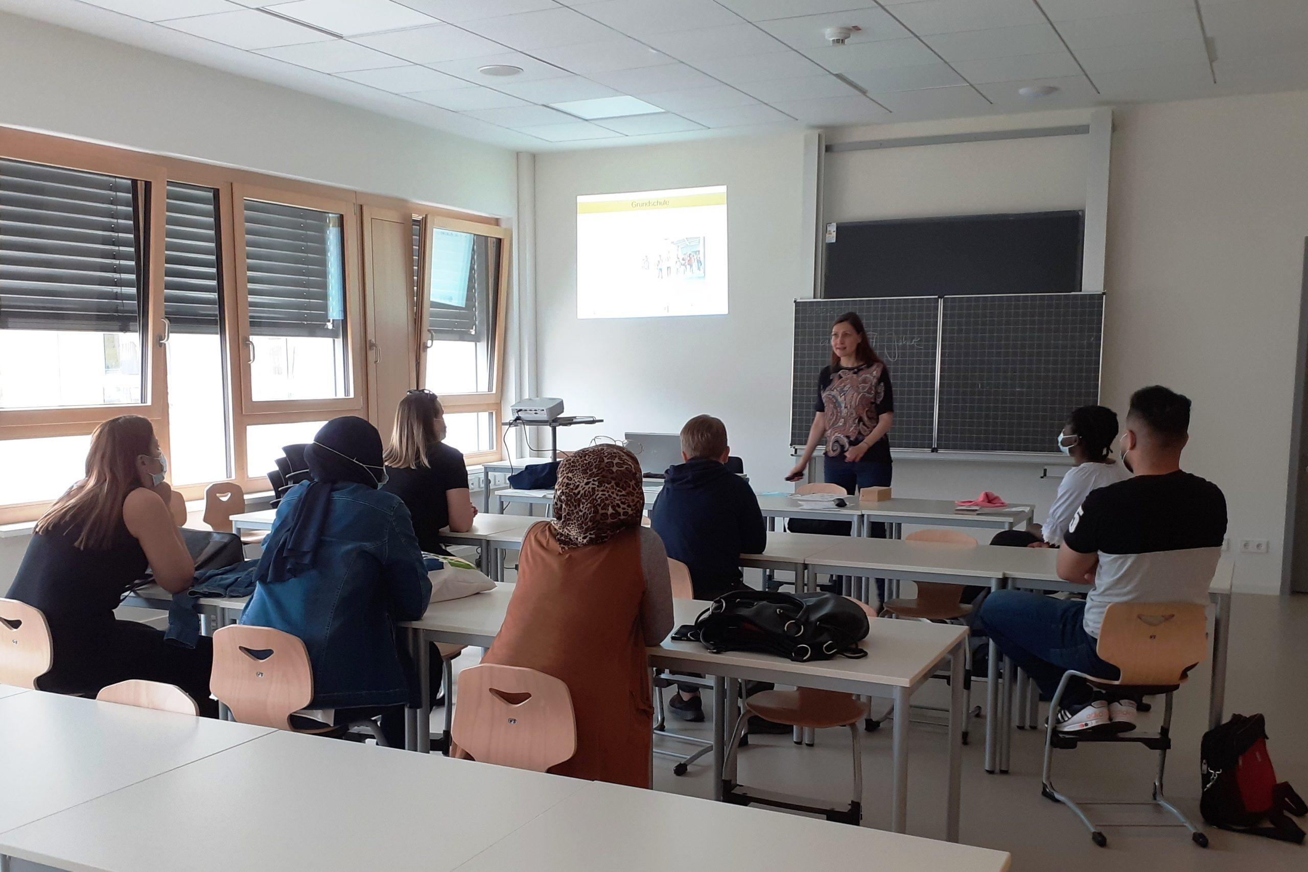 Workshop in Lahr